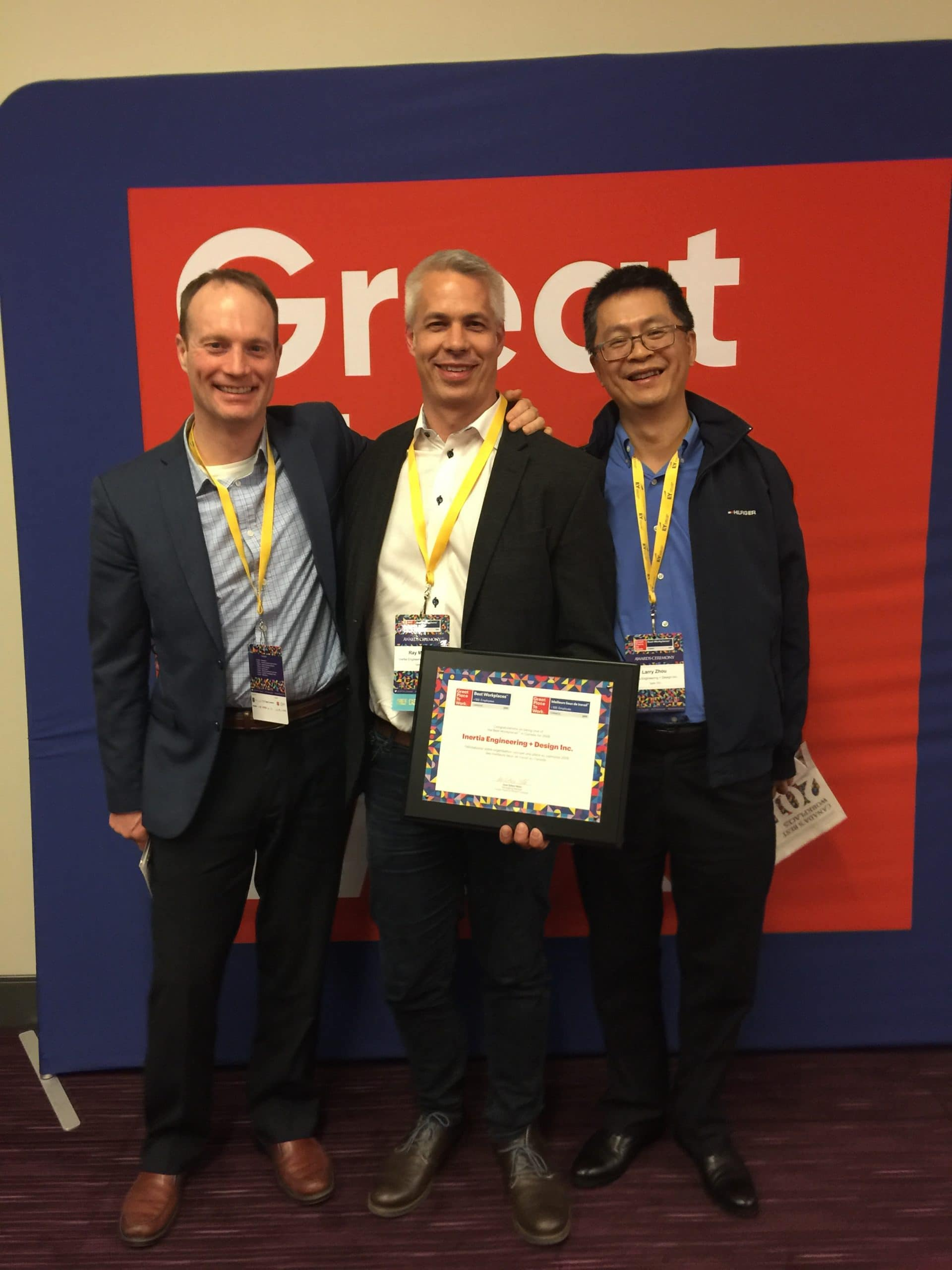 GPTW Award Apr 25 2019