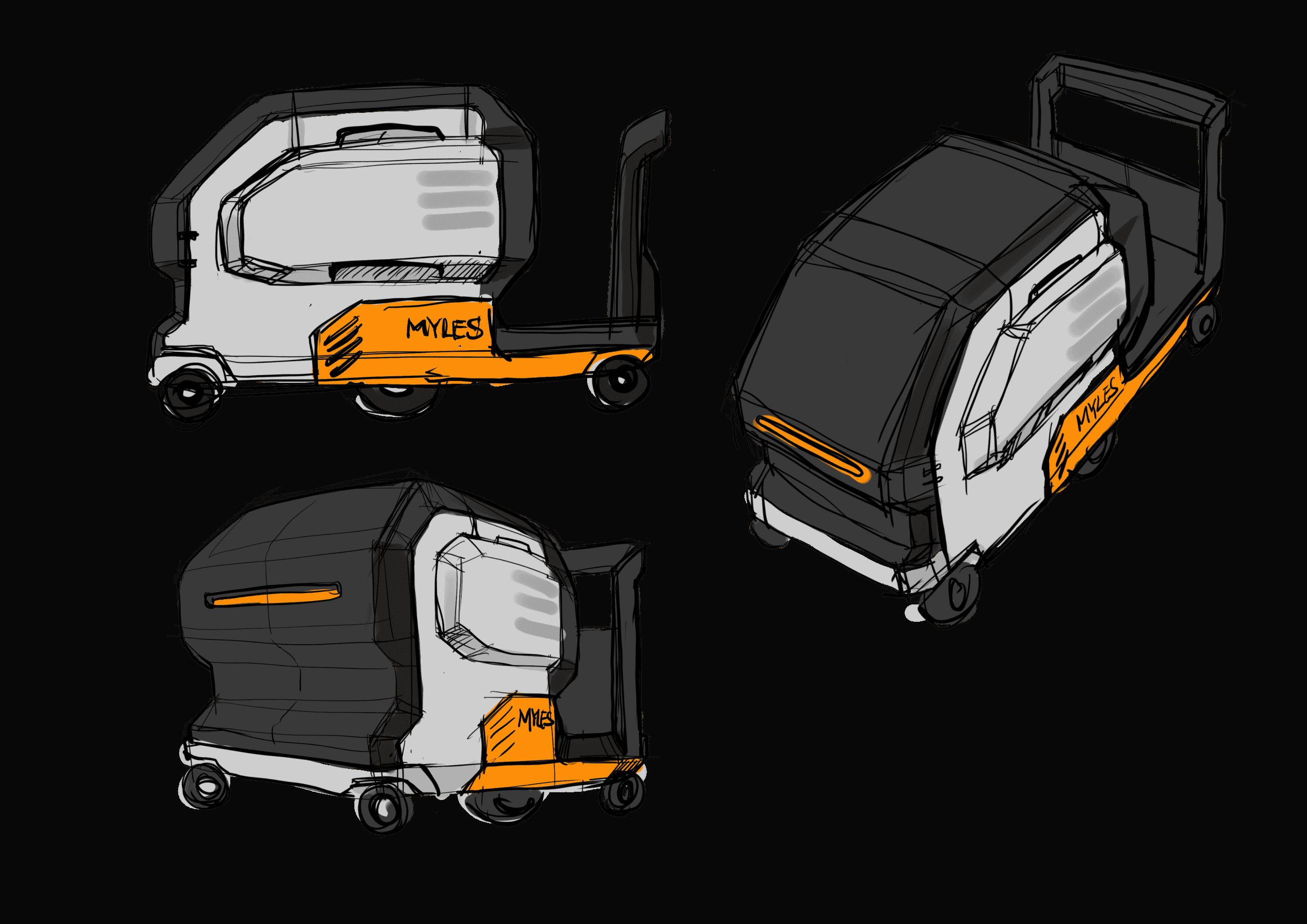 Myles - Sketch - 1