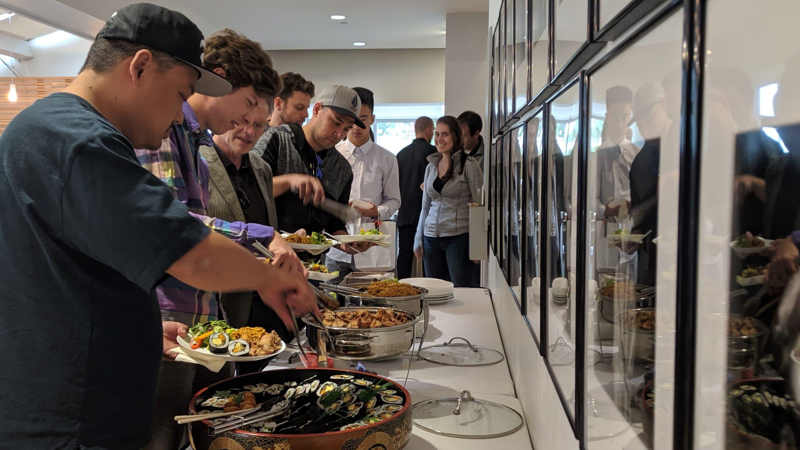 Events-2019-09-10-Annual Meeting Team Buffet